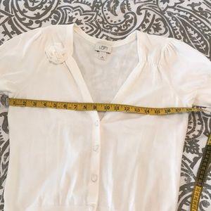 LOFT Sweaters - Ann Taylor Loft medium cream top